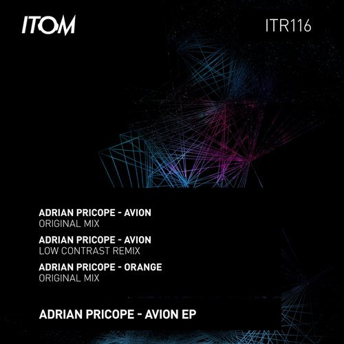 Adrian Pricope – Avion [ITR116]