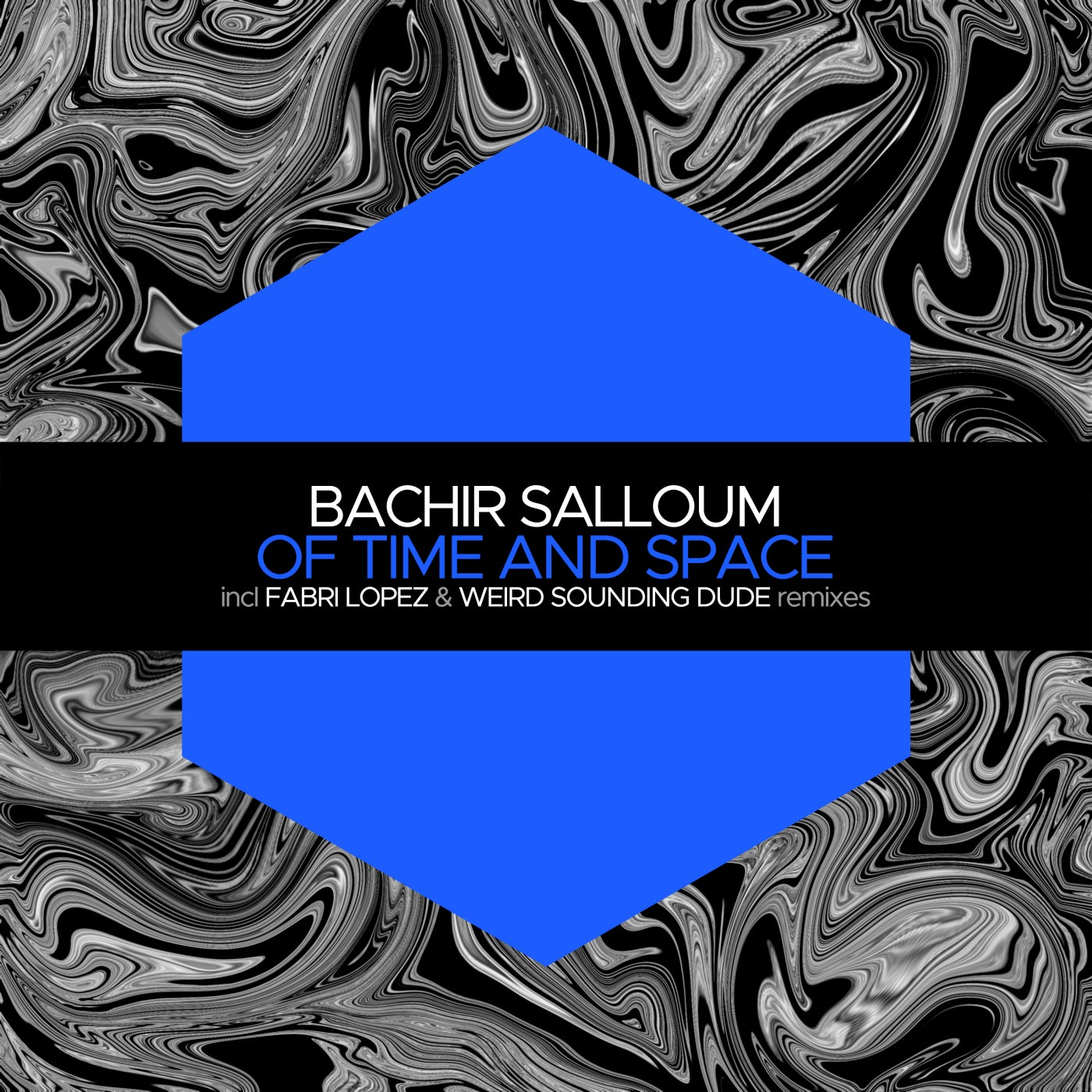 Bachir Salloum – Of Time and Space [JBM043]