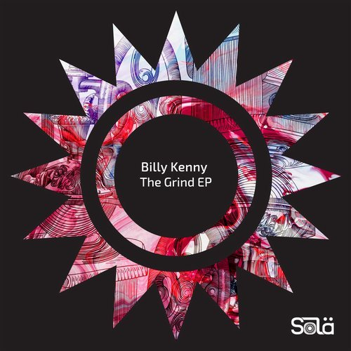 Billy Kenny – The Grind EP [SOLA03701Z]