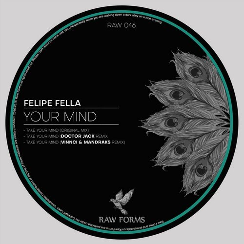 Felipe Fella – Your Mind [RAW046]
