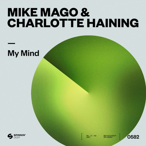 Mike Mago, Charlotte Haining – My Mind (Extended Mix) [190295018375]