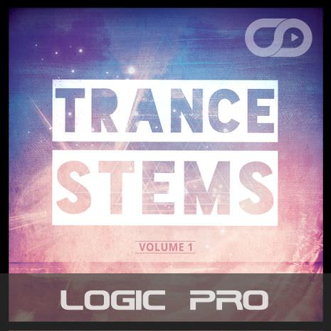 Myloops Trance Stems Volume 1 For Logic Pro