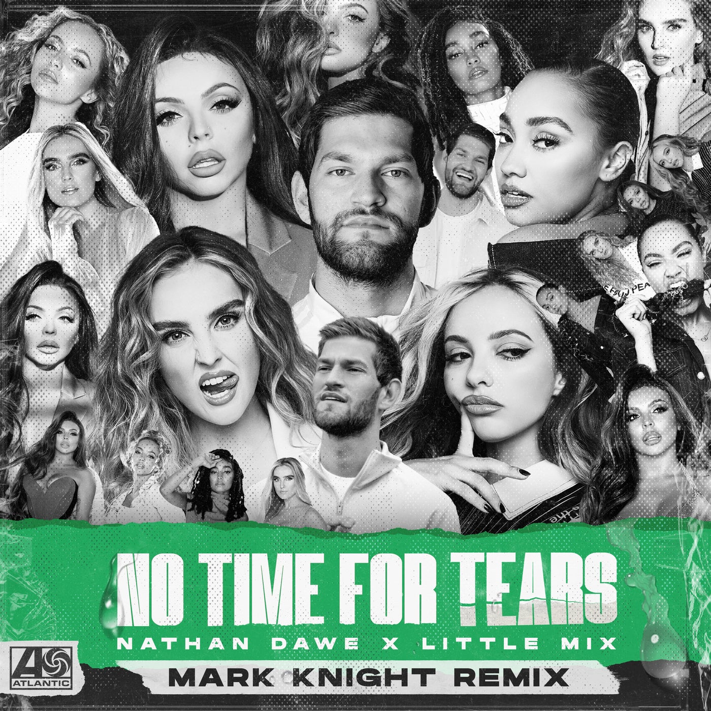 Nathan Dawe, Little Mix – No Time For Tears (Mark Knight Extended Remix) [190295002107]