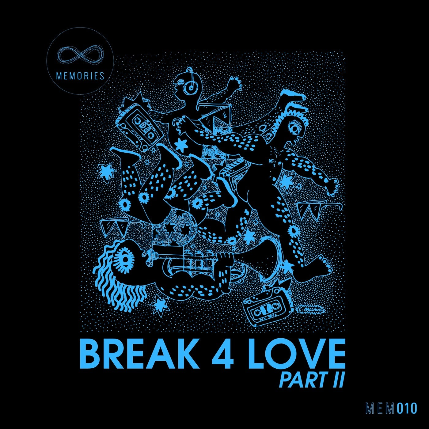 Rocco – Break 4 Love, Pt. 2 [MEM010]