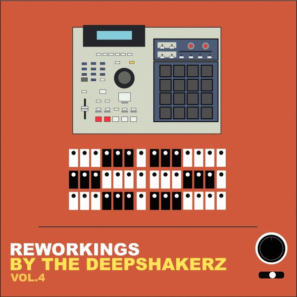 The Deepshakerz - Reworkings By The Deepshakerz, Vol. 4 [SAFERW004]