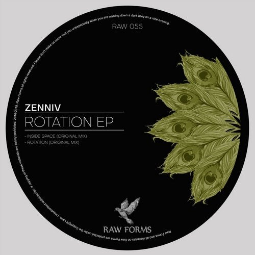 Zenniv – Rotation [RAW055]